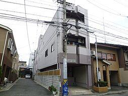 京都府京都市下京区東側町の賃貸マンションの外観