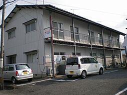 福岡県太宰府市白川の賃貸アパートの外観