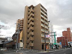 愛媛県松山市本町7丁目の賃貸マンションの外観