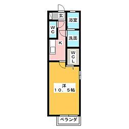 猪子石小学校邸 4.5万円
