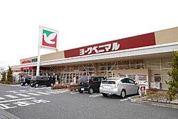 ヨークベニマル 日立会瀬店(1397m)