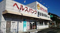 愛知県豊田市幸町隣松寺の賃貸アパートの外観
