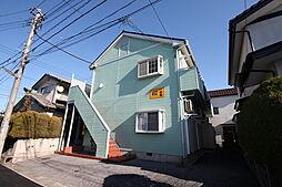 グリーンコーポ武里[2階]の外観
