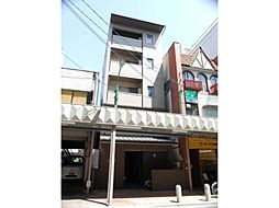 京都府京都市上京区三軒町の賃貸マンションの外観