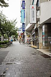 「桜新町」駅ま...