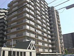 シャトー第3八戸ノ里[1304号室]の外観