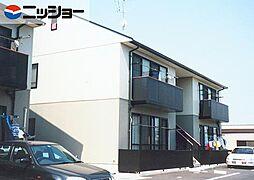 フレグランスアイワ B棟[1階]の外観