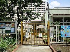 周辺環境:東戸山幼稚園