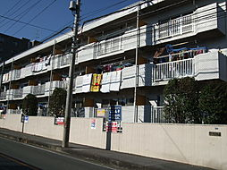 埼玉県さいたま市中央区鈴谷6丁目の賃貸マンションの外観