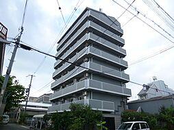 コートビュータワー[205号室号室]の外観