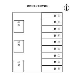 佐賀駅 0.5万円