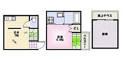[タウンハウス] 兵庫県神戸市垂水区平磯4丁目 の賃貸【/】の間取り