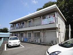 千葉県八千代市高津の賃貸マンションの外観