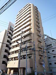フェアステージ塚本[2階]の外観