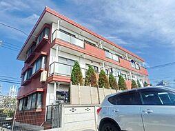 東京都小平市小川西町5丁目の賃貸マンションの外観
