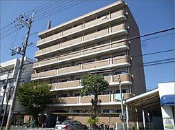 兵庫県赤穂市加里屋中洲5丁目の賃貸マンションの外観