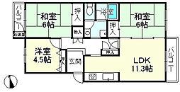 守山駅前東住宅3号棟