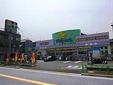 ウェルパーク桜新町店(1000m)