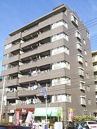 東京都板橋区高島平8丁目の賃貸マンションの外観