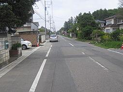 東前面道路