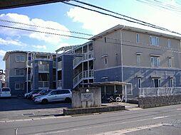 フィルコート上町[1階]の外観