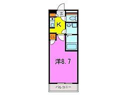 東浦町 Copea Yamasou[0402号室]の間取り
