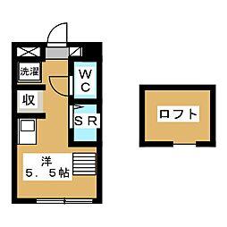 方南町駅 6.4万円
