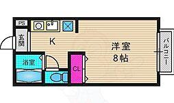 長岡京駅 4.4万円