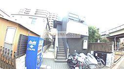 大阪府堺市堺区南庄町1丁の賃貸アパートの外観