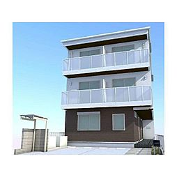 静岡県静岡市葵区水落町の賃貸マンションの外観