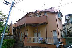 ヴィラ八坂[2階]の外観