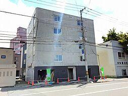 北海道札幌市東区北七条東4丁目の賃貸マンションの外観