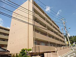 東京都八王子市大和田町7丁目の賃貸マンションの外観