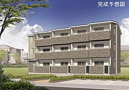 maison mint[1階]の外観