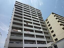 生島リバーサイドマンション D棟[6階]の外観