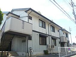 大阪府摂津市鳥飼下2丁目の賃貸アパートの外観