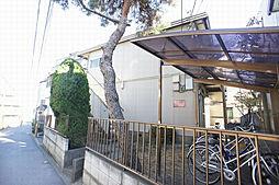 ユ−ゲントハイム[1階]の外観