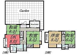 五井駅 8.5万円