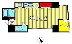 グランドルチェ5[301号室]の間取り
