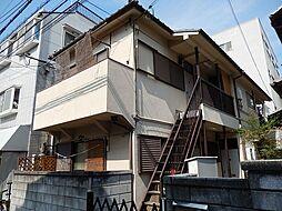 三原ハイツ[1階]の外観