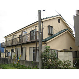 田川ハイツ[105号室]の外観