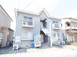 福岡県春日市須玖南2丁目の賃貸アパートの外観