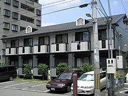 サニーコート加美西1[1階]の外観