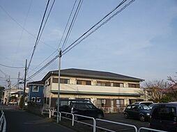 東京都世田谷区上祖師谷4丁目の賃貸アパートの外観
