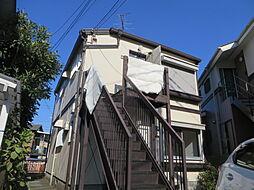 ハイコーポ和名ヶ谷B棟[1階]の外観