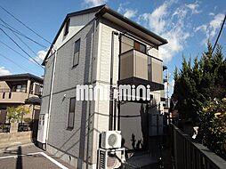 愛知県岡崎市矢作町字西林寺の賃貸アパートの外観