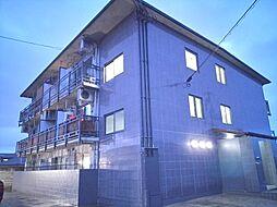 奈良県大和郡山市柳5丁目の賃貸アパートの外観