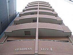 ガーディアンライフII[3階]の外観
