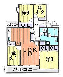 東鷲宮ニュータウン駅前ハイツ13号棟