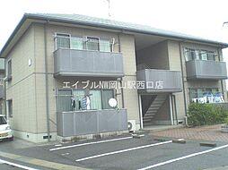 ディアスG I棟[1階]の外観